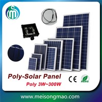 Top selling poly PV module poly solar panel 300W for home solar system