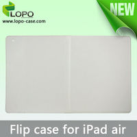 New release blank sublimation leather case for iPad Air