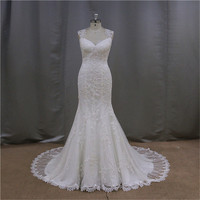 Lace Hemline different types cap sleeve lace wedding dresses