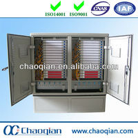Stainless frp outdoor telecom cabinet