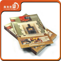 printing fashion furniture catalog from beijing
