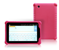 Top Seller 7 inch Heavy Duty Silicone Tablet Bumper Case for Kids
