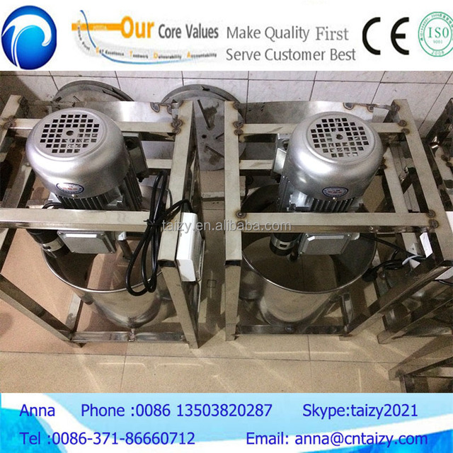 new design portable stainless steel commercial small chufa tiger nut or water chestnut skin peeling machine