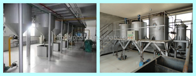 Peanut oil processing equipment