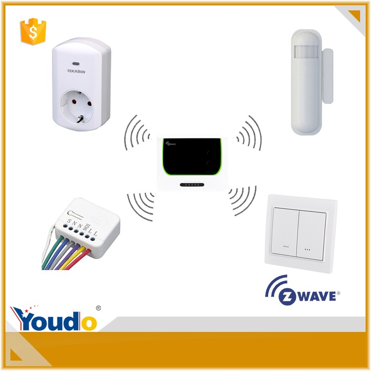 220V Z-Wave Wireless remote controller smart home switch