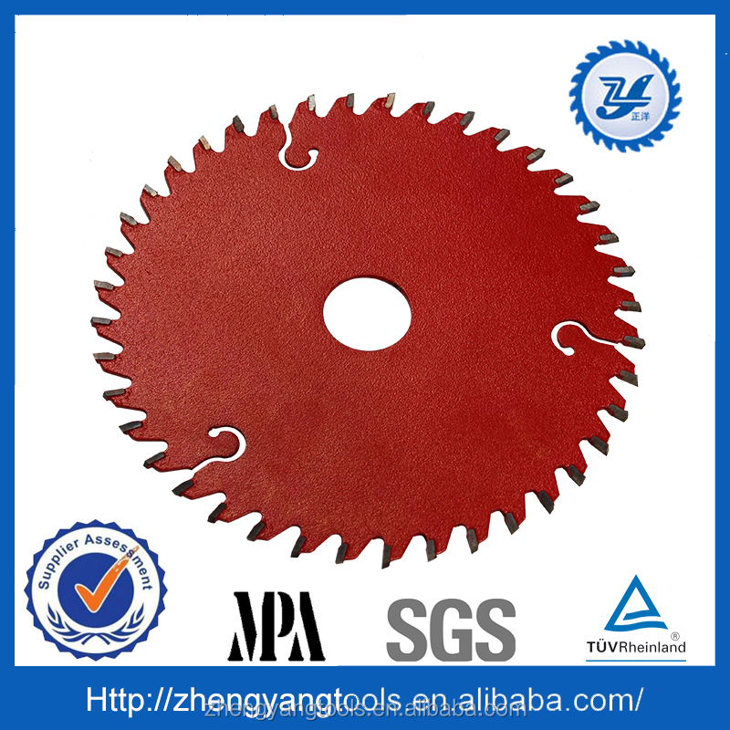 "tct 4.5"" circular saw blade for wood/wood cutting tct saw blade for swing saw"