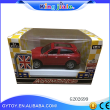 Hot selling 1:43 alloy diecast model car with 1:43 mini car modle