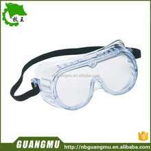 Guangmu Protection goggle safety goggle with indirect ventilation