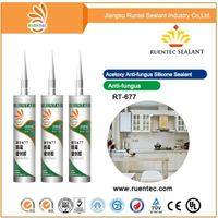 V-8 Silicone Weatherproof Sealant acetic silicone sealant