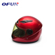 OFUN Chinese Cheap Plastic Material Full Face Motorbike Helmet For Sale