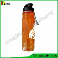 UK market good selling 750ml plastic beer bottle promotional