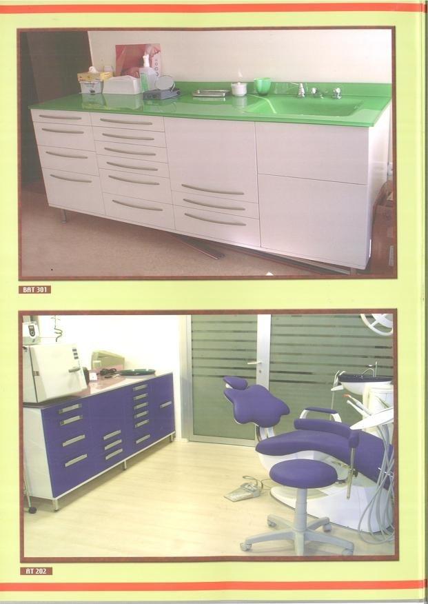 muebles dentales otro mobiliario de hospital