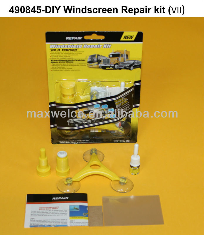 DIY Car Windscreen/ Windshield Repair Kit, Auto Repair Kit