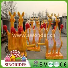 [SINORIDES]outdoor/indoor playground amusement ride kangaroo jumps for sale