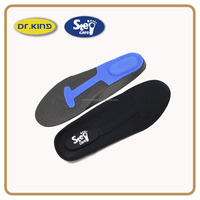 Sport Insoles Thickening Supension Basketball & Football Silica Gel Insoles / Absorption Perspiration Soft