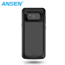 Extended battery charger case 5000mah mobile phone power battery case for Samsung S8