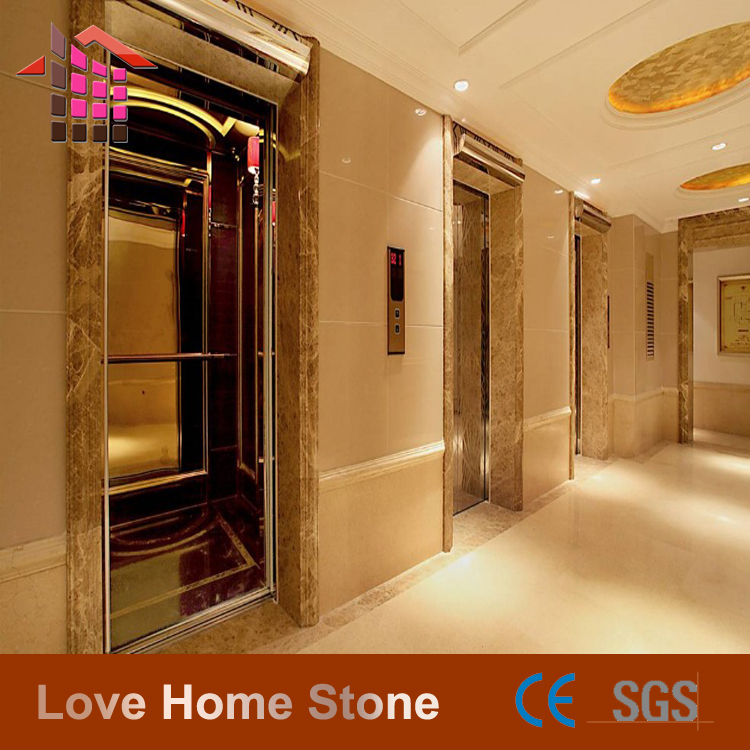China Polished 12*12 Light Emperador Marble