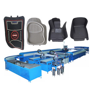 Full-Automatic Car Mat Machine