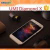In stock ! best phone brand umi diamond x Android 6.0 Marshmallow ROM 16GB 5.0 inch smartphone