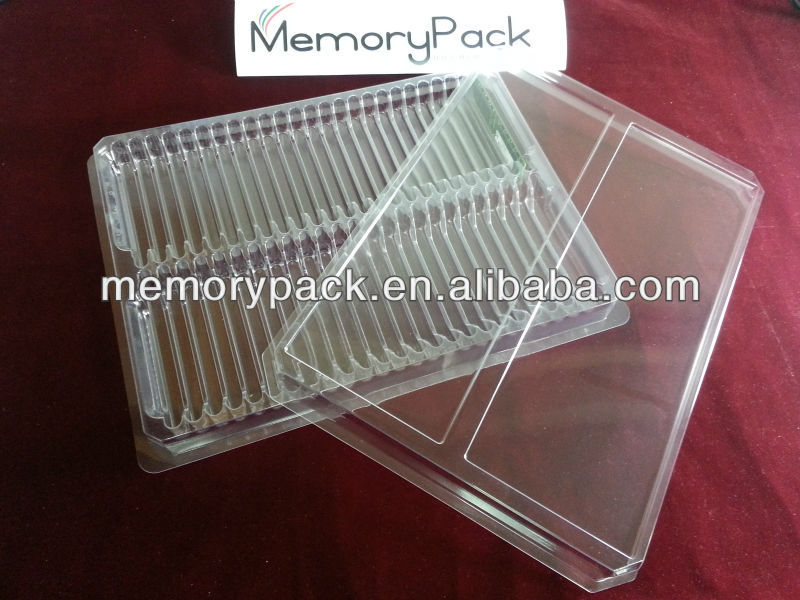 72 pin ram module packaing plastic box