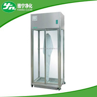 PTEE filter and UV germicidal lamp
