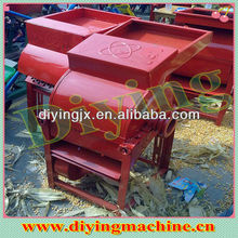 Hot sell automatic corn threshing and shelling machine