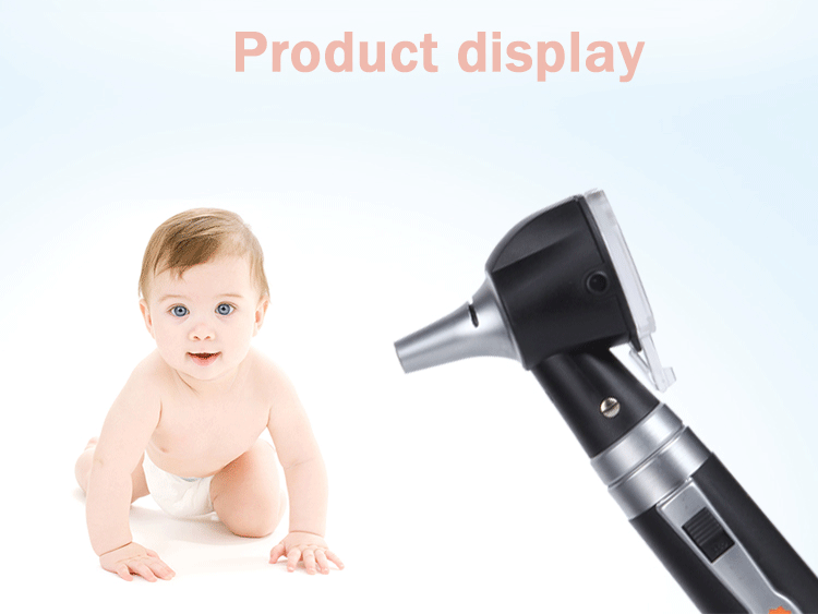 Surgical digital portable mini otoscope price