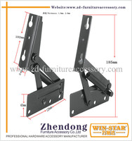 Furniture Hinge Type Sofa bed storage mechanism bed hinge fittings ZD-I001-A