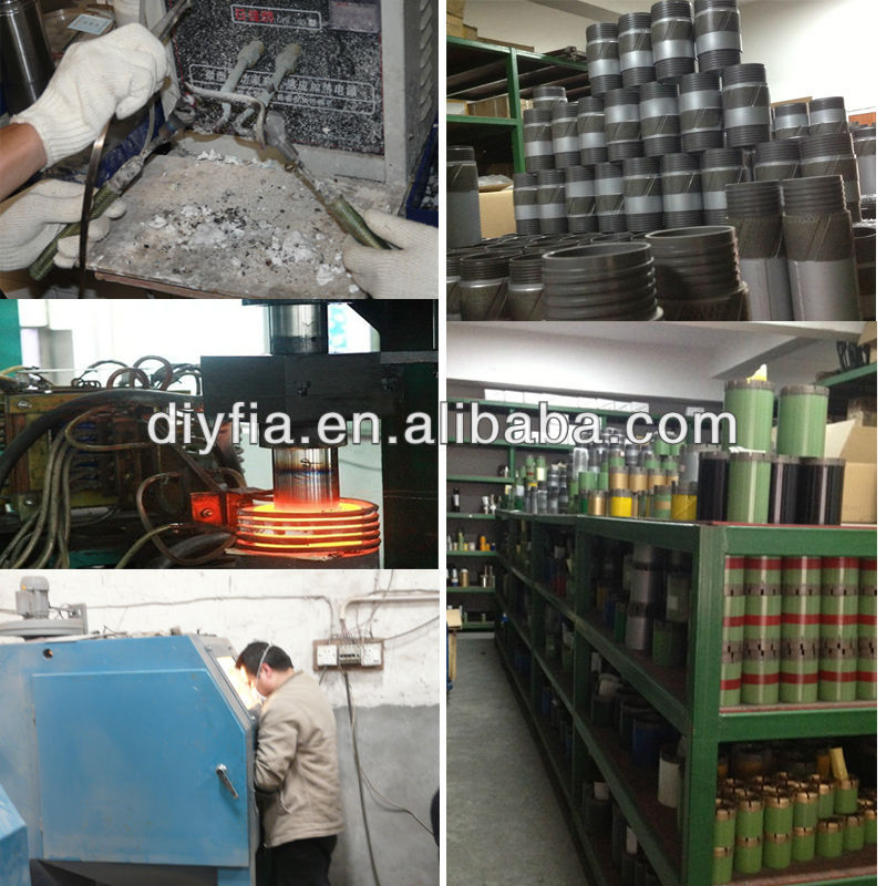 NW Casing shoe drill bits