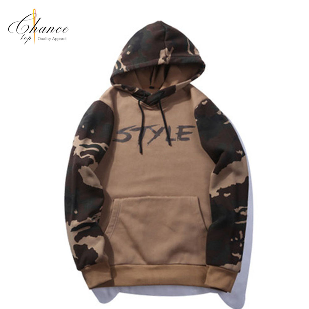 H1711C014 Wholeale Cotton Fitted Fleece Mens Pullover Hoodies <strong>Custom</strong>