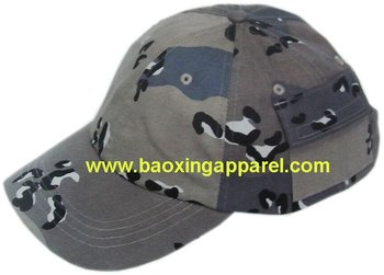 camouflage army baseball cap