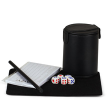 Acrylic Dice Promotional adult Dice Game Dice drinking game