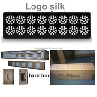 Wide light coverage 8.6 foot by 8.6 foot herb indoor gardening LEDs OEM factory led grow lights 600w =1000W HPS grow lights