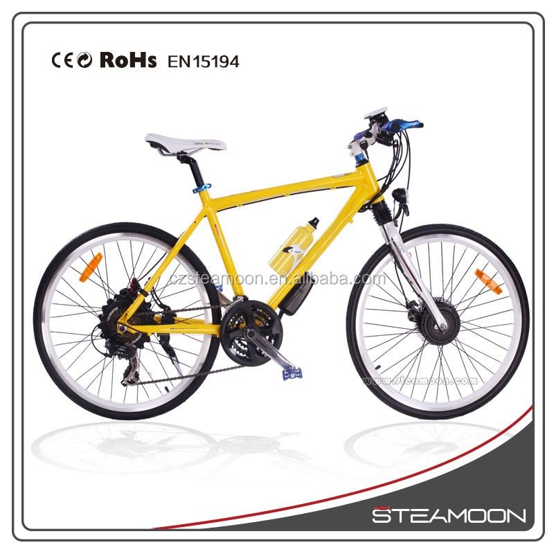 Factory Supplier 250w city electric bike road battery operated cycle cruiser 7 speed city ebike