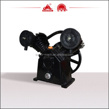 SH-2065A 3HP 2.2kw lubricated air pump 10bar for assembling piston air compressor