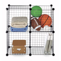 School Classroom Sundries Books Balls Shoes Magazines Teaching Aids Storage Basket Cabinet (11002)