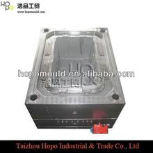 Mould factory wholesale supply High-quality plastic box mould 2013 plastic condom case plastic box mould
