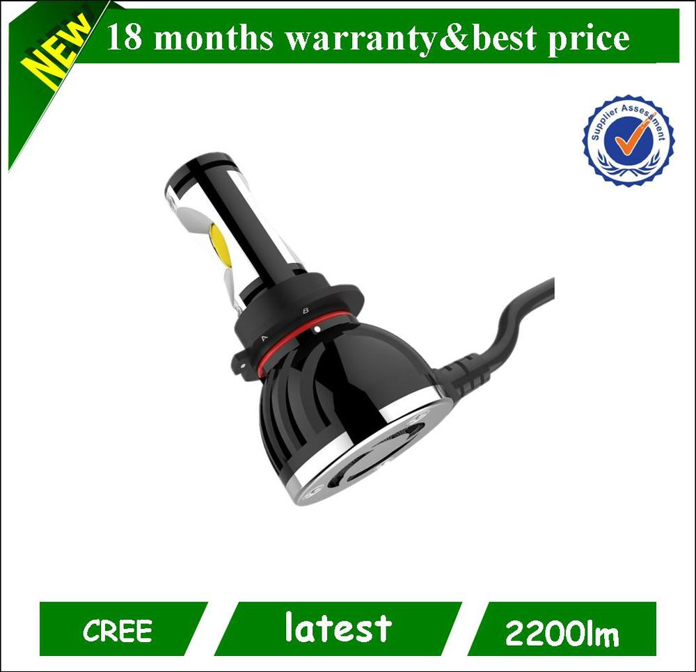 top quality &fast shipping 12 months warranty led headlight for snowmobile