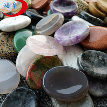 Wholesale Gemstone Mix Worry Stone Worry Palm Stones for Sale