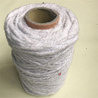 Hot Sale China Mop Yarn Cotton Poly White Yarn Friction spinning yarn for mop