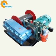 wire rope Pulling Equipment 10Ton Electric Winch