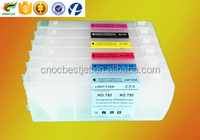 Hot sales cartridge for HP Designjet 8000 8000s 8000sr refillable Ink Cartridge