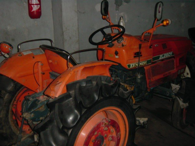 USED Tractors and Motorcycles