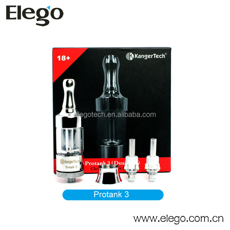 Kanger Protank 3 Bottom Upgrade Dual Coil with Varios Color