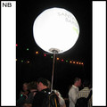 NB-BL3003-26 High-quality With LED inflatable standing ball for party decoration