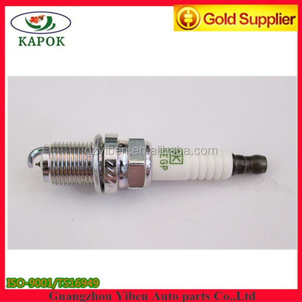 Engine parts BKR6EGP spark plug for Peu geot