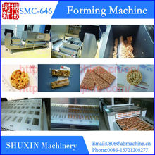 Snack bar machine for fruit snack candy bar,poped rice candy,energy bar forming machine