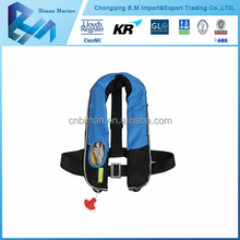High Quality CCS Gas Cylinder Self Inflating Life Jackets For Adult