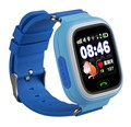 Q90 SOS call positioning children gps wifi kids smart watch phone