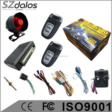 2016 Excellent hot sale Prestige Car Alarm Car Security Alarm Systems With Auto Immobilizer